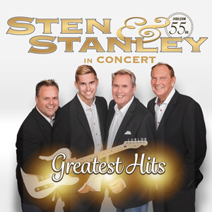 Sten & Stanley In Concert - Greatest Hits Tour